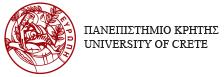 Q.A.U. University of Crete logo